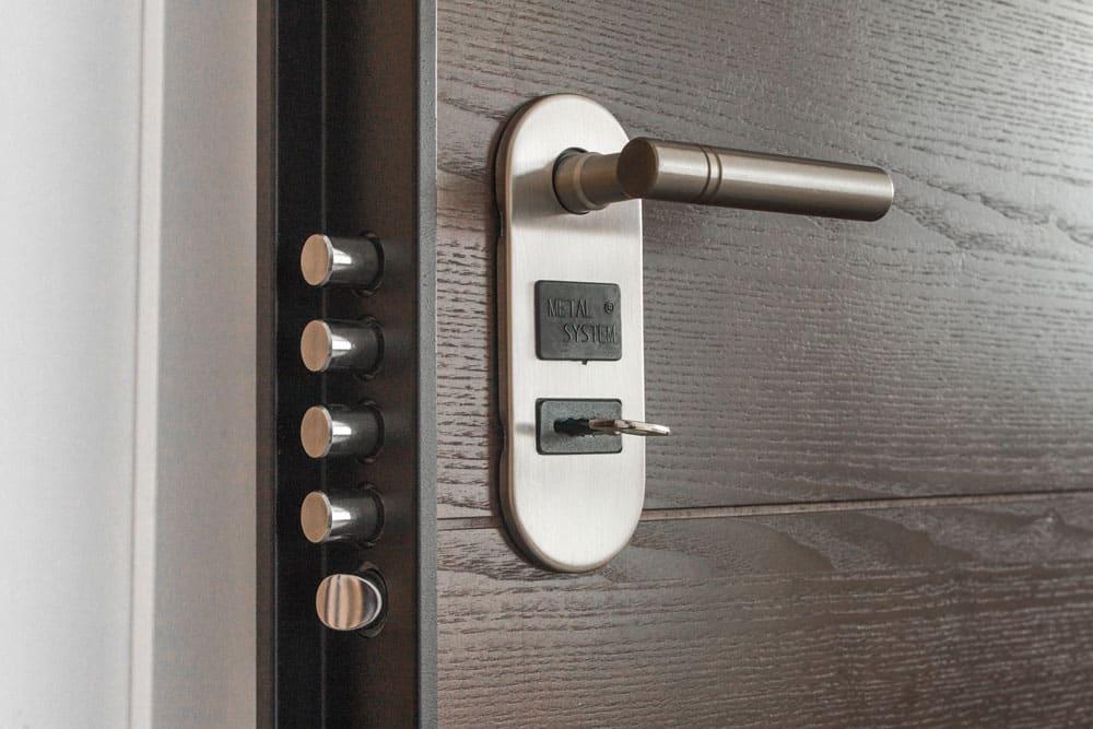 Picking a Door Lock