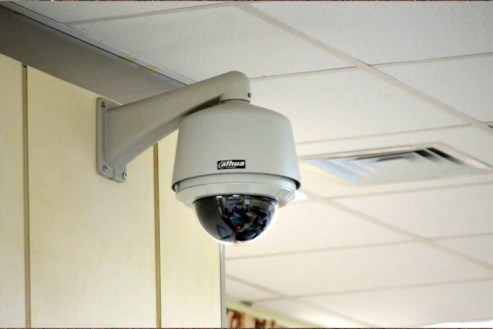 Office Security System camera