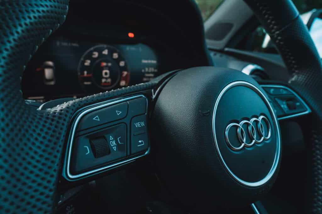Audi key replacement services